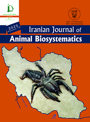 Iranian Journal of Animal Biosystematics
